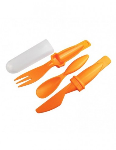 Прибор - Ace Camp - Compact Cutlery Set