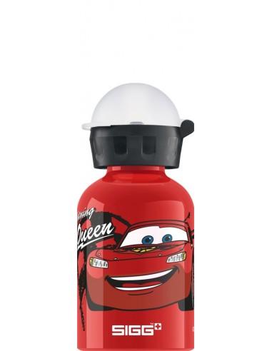 Бутилка - SIGG - Cars Lightning McQueen