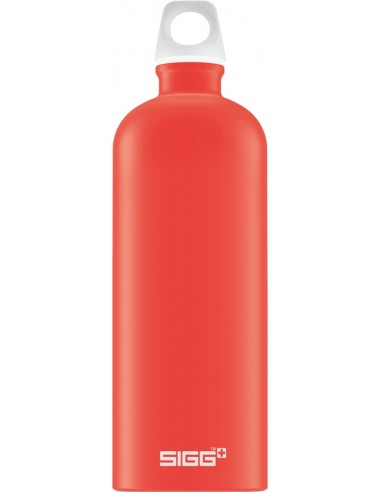 Бутилка - SIGG - Lucid Scarlet Touch