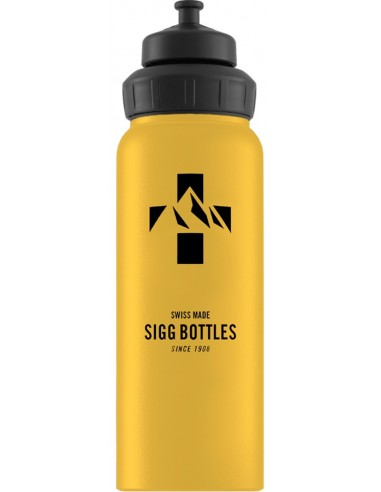 Бутилка - SIGG - Mountain Mustard Touch
