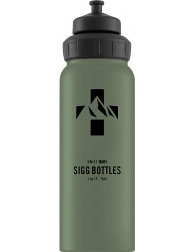 Бутилка - SIGG - Mountain Leaf Green...