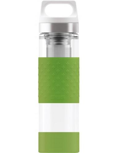 Термос - SIGG - Hot and Cold Glass Green