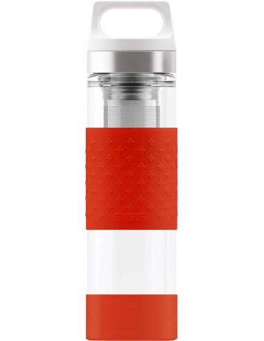 Термос - SIGG - Hot and Cold Glass Red