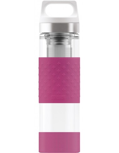 Термос - SIGG - Hot and Cold Glass Berry