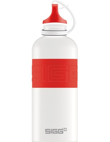 Бутилка - SIGG - CYD White Touch Red