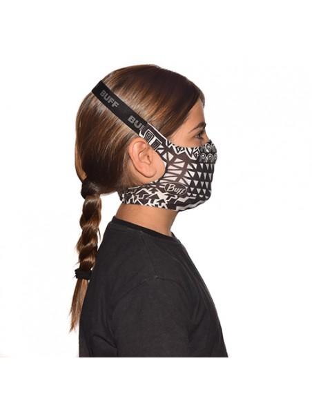 Филтър маска - BUFF - Filter mask Kids - Bawe Black