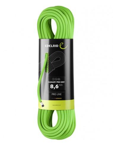 Въже - Edelrid - Canary Pro Dry 8.6 mm