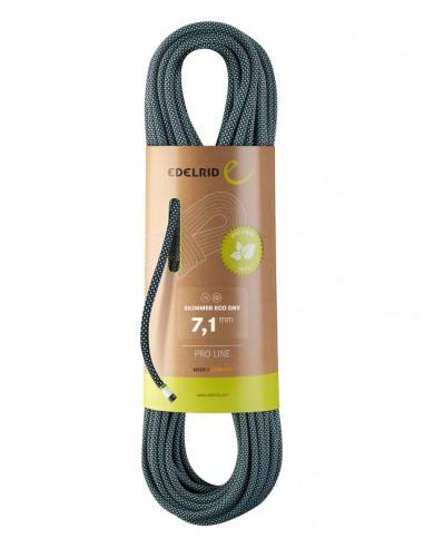 Въже - Edelrid - Skimmer Eco Dry 7.1 mm