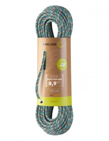 Въже - Edelrid - Swift Eco Dry 8.9 mm