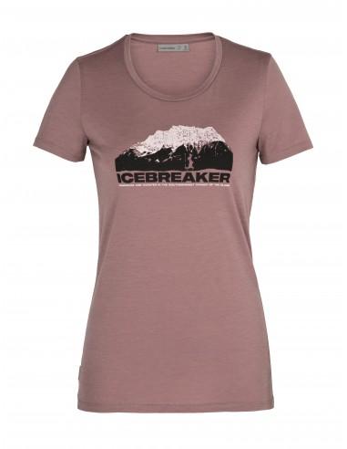 Тениска с Мерино - Icebreaker -...