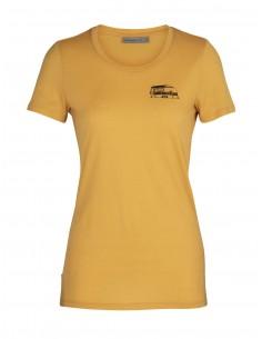 Тениска с Мерино -...