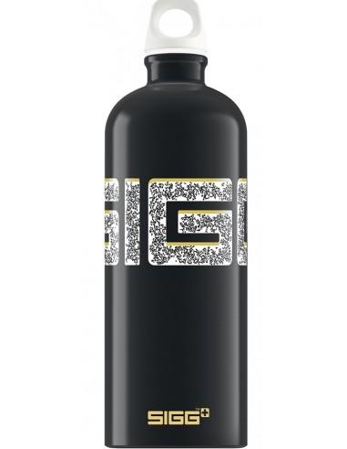 Бутилка - SIGG - ST Crispy - Black 0.6L