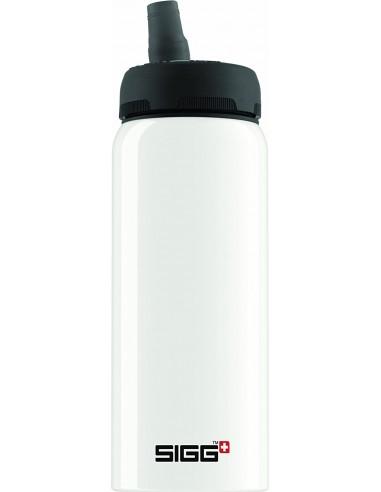Бутилка - SIGG - NAT - White 1.0L