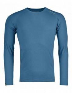 Първи слой - Мерино облекло - Ortovox - Mens 145 Ultra Long sleeve