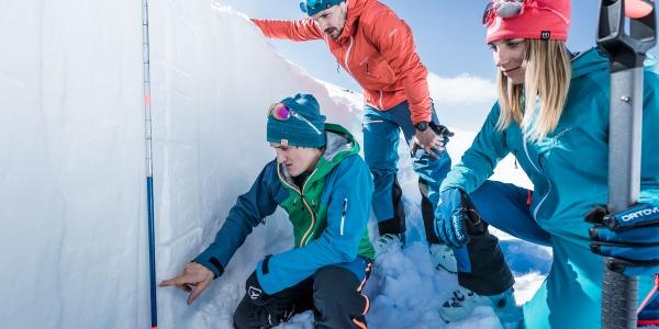 Ortovox представя - Ръководство за лавинни сонди