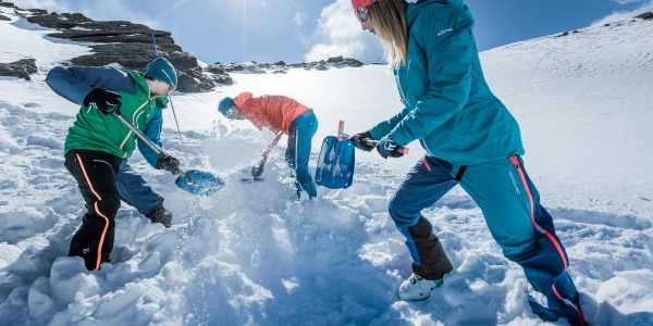 Ortovox представя - Ръководство за лавинни лопати